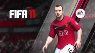 FIFA 11 Soundtrack - Adrian Lux - Can't Sleep