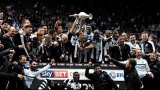 Newcastle United - Season Review - 2016/17
