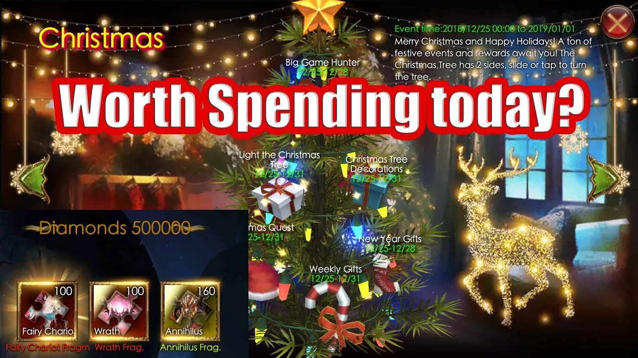 Christmas Discord.Legacy Of Discord Christmas Event This Sale Its Over Kill