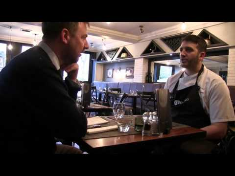 Nico from 111 by Nico chats about Glasgow Restaurant Festival appearance