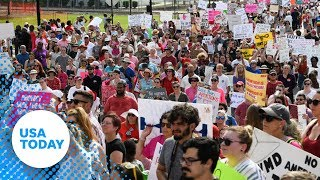 Abortion rights supporters plan hundreds of #StopTheBans rallies across nation | USA TODAY