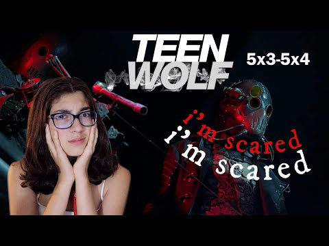 Download the dread doctors are kinda spooky...   Teen Wolf 5x3-5x4 Reaction & Commentary