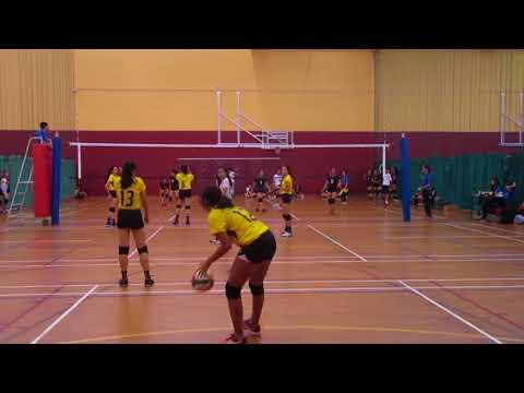 2018 A Div National Girls AJC vs TJC 3-0 set 1