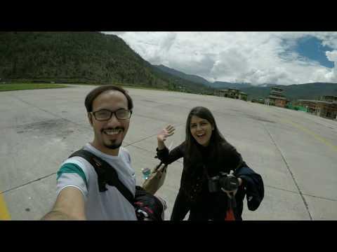 Bhutan Trip – May 2017 – GrPro 4K HD Thimphu & Paro