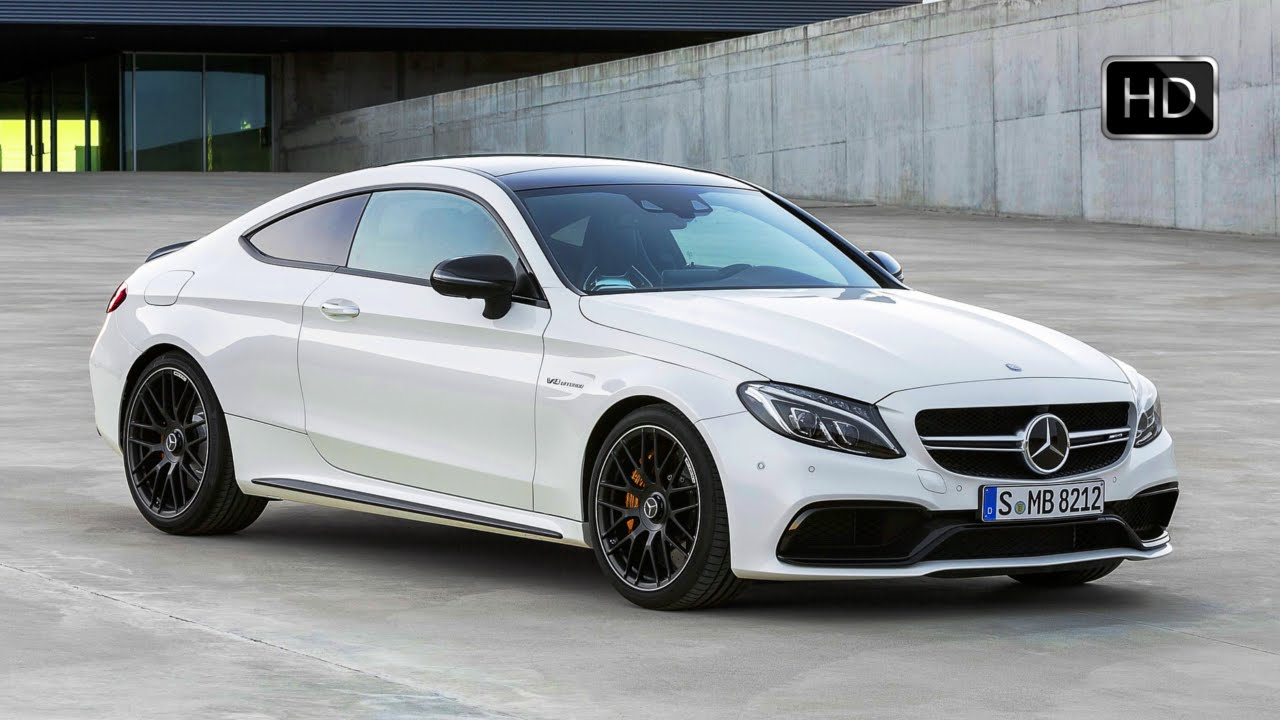 the new 2017 mercedes amg c63 coupe exterior interior. Black Bedroom Furniture Sets. Home Design Ideas