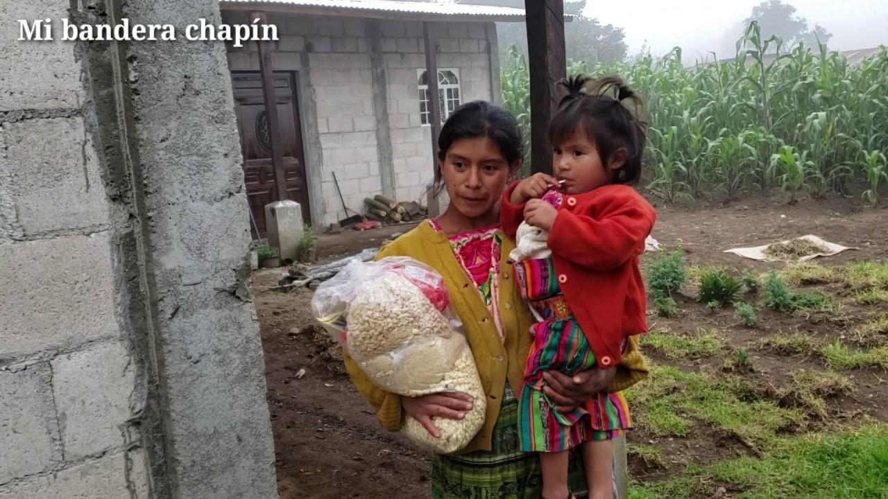 Más familias beneficiadas con un plato de comida para unos días