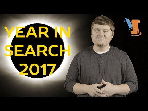 Google - Year In Search 2017 History Trends Review