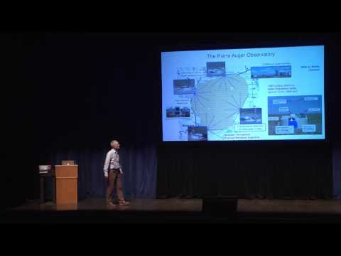 "TeVPA 2017 -- Ralph Engel: ""Ultra-High-Energy Cosmic Rays"""