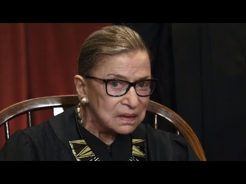 Ruth Bader Ginsburg doesnt plan to retire for at least 5 more years