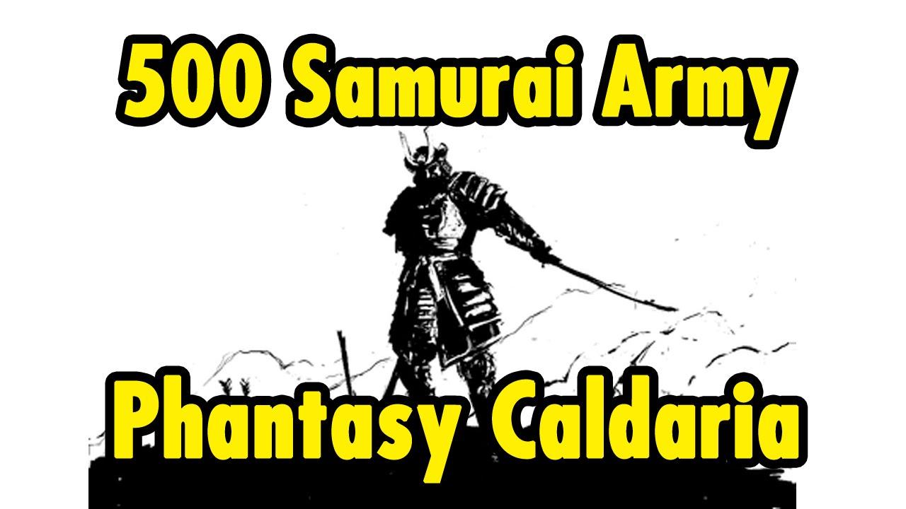 500 samurai