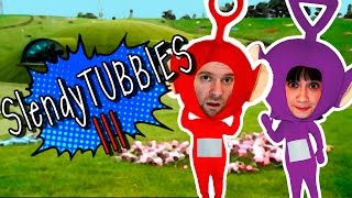 SLENDYTUBBIES ARE BACK! | Slendytubbies 3 Campaign Demo