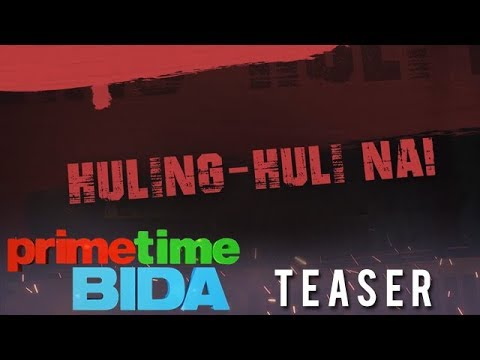This Week (October 29-November 3) on ABS-CBN Primetime Bida!