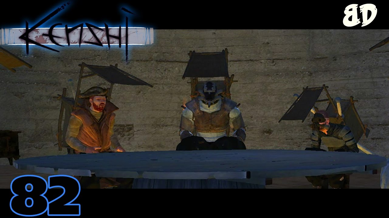 Kenshi Ep 82: The New Farm and a Hashish Lab!