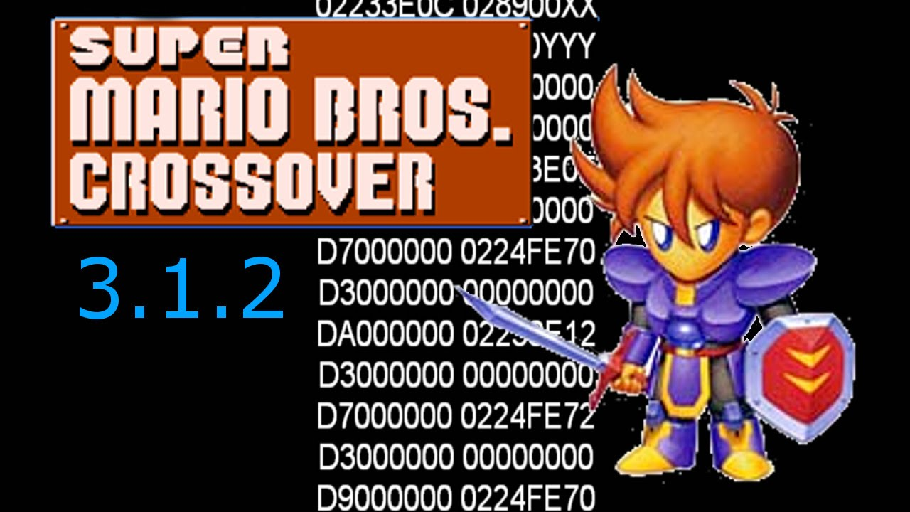 <b>CHEATS</b> GALORE!!! - <b>Super Mario Bros</b>. Crossover 3.1.2 - YouTube