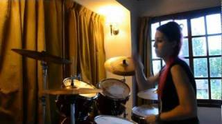 "(BONUS!) Napalm Death ""You Suffer"" Drum Cover (by Nea Batera)"