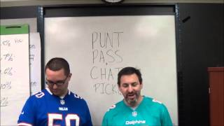 Punt, Pass and Chat Pick Six: Buffalo Bills vs. Miami Dolphins edition