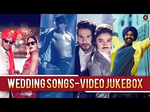 Best Bollywood Wedding Songs 2016 - Video...