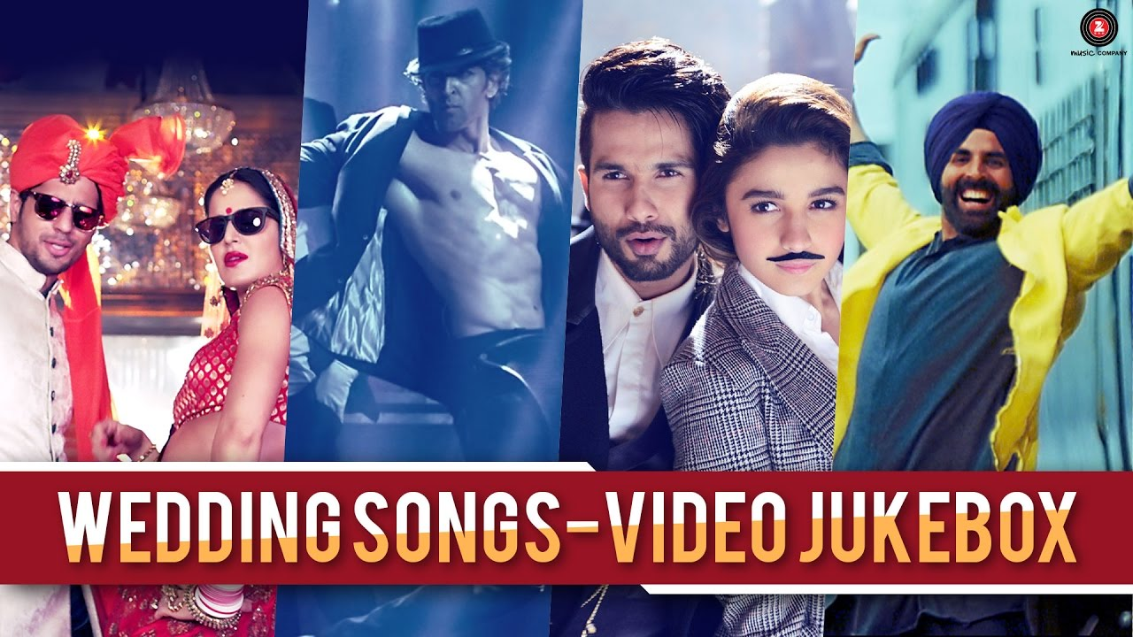 Best Bollywood Wedding Songs 2016