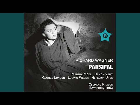 Parsifal: Act I: Titurel, der fromme Held (Gurnemanz)