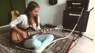 Blood and Thunder - Mastodon by Cissie on guitar