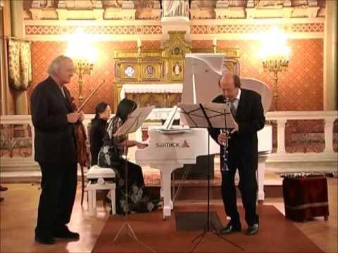 Max Bruch(1838-1920) 3me pièce de op. 83.Andante con moto en ut mineur