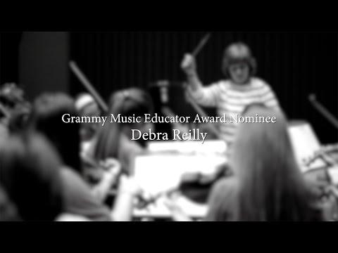Debra Reilly - Grammy Music Educator Award Nominee