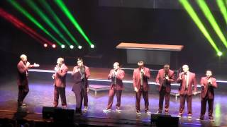 Straight No Chaser Broadway Medley