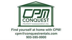 Welcome to Conquest Property Management