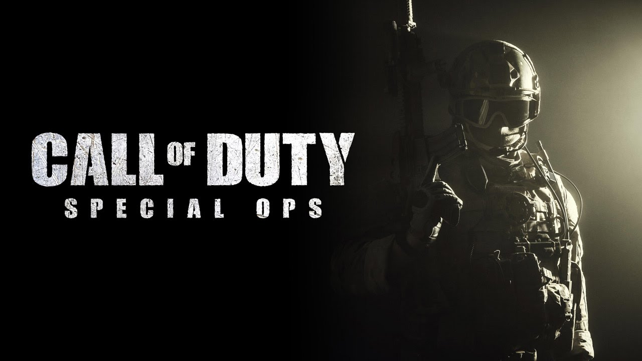 How to Make a Call of Duty Title Screen in Photoshop - PHLEARN