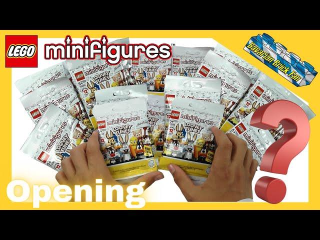 LEGO Looney Tunes Minifiguren Unboxing #2!