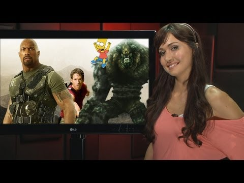 New Simpsons Movie & G.I. Joe 2 Delayed! - IGN Weekly 'Wood 05.25.12