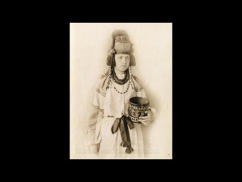 Русские красавицы Южной России в народных костюмах. Уникальные дореволюционные фотографии