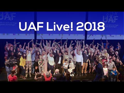 UAF Live! 2018 aftermovie