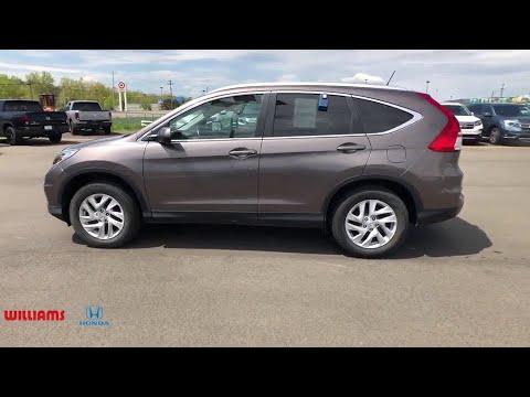 2016 Honda CR-V Elmira, Corning, Watkins Glen, Bath, Ithaca, NY HT9517Y