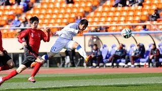 U-18 Jリーグ選抜 対 日本高校サッカー選抜