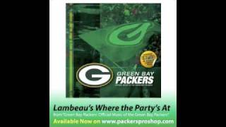 Watch Green Bay Packers Lambeaus Where The Partys At video