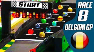Marble Circuits - Race 8 Belgian Grand Prix - marble race