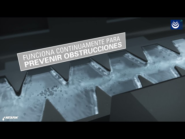 UniRAM® · La tubería de goteo autocompensante más avanzada del mundo