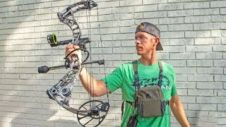 Setting Up My New Bow For Elk Hunting