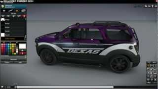 JG-Designs:APB:Reloaded: Custom : Nulander Pioneer (Green Energy Edition)