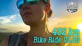 Just another 432 kms bike ride Brisbane - Byron Bay VLOG