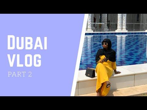 VLOG : DUBAI 2019 | ABU DHABI | SHEIKH ZAYAD GRAND MOSQUE | PART 2 | GEORGINA OKAKOSO