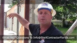 Shell Contractor Boca Raton FL