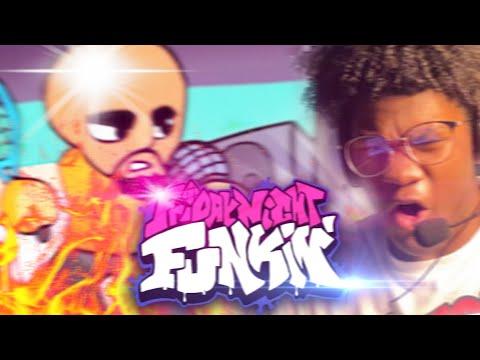WHY IS MATT SO HARD BUT SO LIT?!? | Friday Night Funkin' [Wii Funkin' Mod]