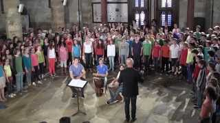 Siyahamba / Shosholoza - Traditionnel Zoulou - Chorale CHAM - Conservatoire de Rouen