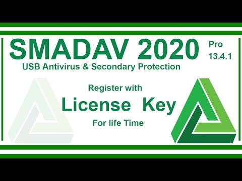 How To Register Smadav Antivirus 2019 Pro Version