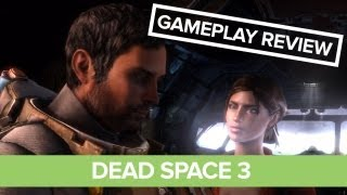 Dead Space 3 Gameplay Review - Xbox 360 HD Gameplay with Commentary