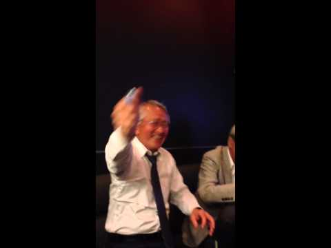 karaoke with Japanese businessmen 2