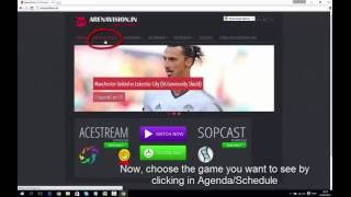 How to watch football online in hd