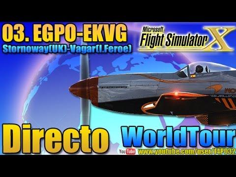 [FSX]WorldTour - (03)Stornoway-Vagar